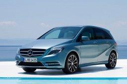 Mercedes B Class 1.5 автомат : Кипр