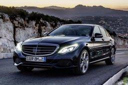 Mercedes C Class W205 1.6 автомат : Кипр