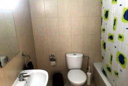 Ванная комната. Кипр, Декелия - Пила : Апартамент в комплексе с бассейном, с гостиной, двумя спальнями и большим балконом