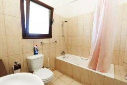 Ванная комната 2. Кипр, Друсхия : Прекрасная вилла с бассейном и приватным двориком, 3 спальни, 3 ванные комнаты, парковка, Wi-Fi