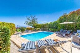 Бассейн. Кипр, Пейя : Прекрасная вилла с бассейном и джакузи, 4 спальни, 3 ванные комнаты, барбекю, парковка, Wi-Fi