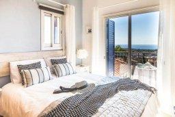 Спальня. Кипр, Пейя : Прекрасная вилла с бассейном и джакузи, 4 спальни, 4 ванные комнаты, барбекю, парковка, Wi-Fi