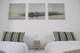 Спальня 2. Кипр, Пафос город : Апартамент в комплексе с бассейном, с гостиной, двумя спальнями, двумя ваннами комнатами и балконом