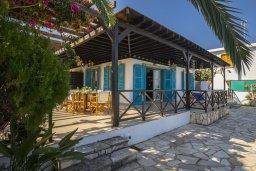 Территория. Кипр, Санрайз Протарас : Уютная вилла с бассейном и двориком с барбекю, 3 спальни, 3 ванные комнаты, парковка, Wi-Fi