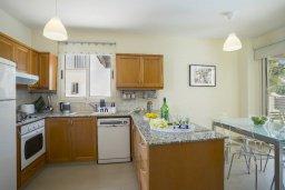 Кухня. Кипр, Санрайз Протарас : Прекрасная вилла с бассейном и двориком с барбекю, 2 спальни, 2 ванные комнаты, парковка, Wi-Fi