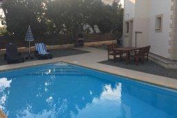 Бассейн. Кипр, Ионион - Айя Текла : Уютная вилла с бассейном приватным двориком с барбекю, 2 спальни, парковка, Wi-Fi