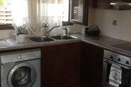 Кухня. Кипр, Ионион - Айя Текла : Уютная вилла с бассейном приватным двориком с барбекю, 2 спальни, парковка, Wi-Fi