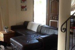 Гостиная. Кипр, Ионион - Айя Текла : Уютная вилла с бассейном приватным двориком с барбекю, 2 спальни, парковка, Wi-Fi