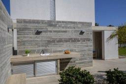Территория. Кипр, Фиг Три Бэй Протарас : Современная вилла с бассейном и зеленой лужайкой, 2 спальни, 2 ванные комнаты, патио, барбекю, парковка, Wi-Fi