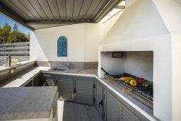 Территория. Кипр, Каппарис : Прекрасная вилла с бассейном и двориком с барбекю, 4 спальни, 3 ванные комнаты, парковка, Wi-Fi