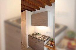 Кухня. Кипр, Какопетрия : Традиционный каменный дом с отдельной спальней на горнолыжном курорте