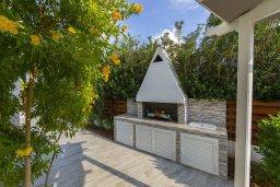 Территория. Кипр, Каво Марис Протарас : Уютная вилла с бассейном и приватным двориком с барбекю, 3 спальни, 2 ванные комнаты, сауна, парковка, Wi-Fi