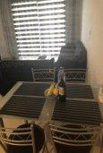 Гостиная. Кипр, Полис город : Современный апартамент с гостиной, двумя спальнями и балконом