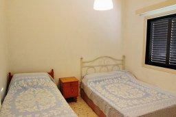 Спальня 2. Кипр, Декелия - Ороклини : Мезонет в 100 метрах от пляжа с гостиной, двумя спальнями и террасой