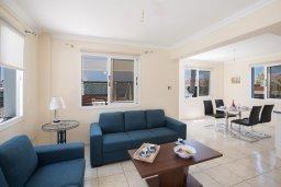 Гостиная. Кипр, Ионион - Айя Текла : Прекрасная вилла с бассейном и двориком с барбекю, 2 спальни, 2 ванные комнаты, парковка, Wi-Fi