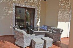 Патио. Кипр, Ионион - Айя Текла : Уютная вилла с приватным двориком в комплексе с бассейном, 3 спальни, 3 ванные комнаты, барбекю, парковка, Wi-Fi