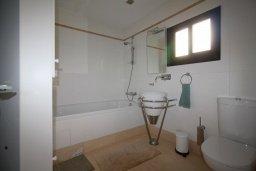 Ванная комната. Кипр, Гермасойя Лимассол : Пентхаус в 40 метрах от пляжа, с просторной гостиной, тремя спальнями, двумя ванными комнатами и балконом с видом на море