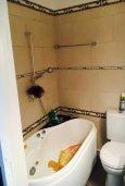 Ванная комната. Кипр, Корал Бэй : Таунхаус в комплексе с бассейном, 2 спальни, балкон с видом на море