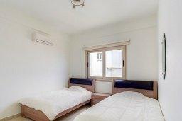 Спальня 2. Кипр, Центр Лимассола : Апартамент недалеко от моря с гостиной и двумя спальнями