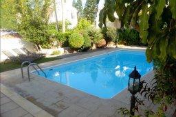 Бассейн. Кипр, Корал Бэй : Прекрасная вилла с бассейном и зеленым двориком с барбекю, 3 спальни, 2 ванные комнаты, парковка, Wi-Fi