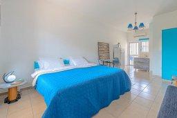 Студия (гостиная+кухня). Кипр, Декелия - Ороклини : Студия с кондиционером и плазменным телевизором в 200 метрах от пляжа