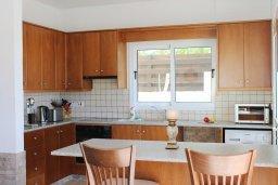 Кухня. Кипр, Пернера Тринити : Прекрасная вилла с бассейном и двориком с барбекю, 3 спальни, парковка, Wi-Fi
