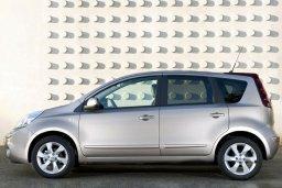 Nissan Note Cat.D 1.5 автомат : Кипр