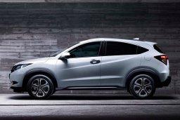 Honda HR-V Cat.F 1.6 автомат : Кипр