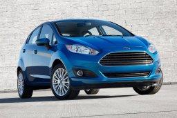 Ford Fiesta  автомат : Кипр