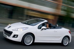 Peugeot 207 CC  автомат кабриолет : Кипр
