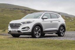 Hyundai Tucson  автомат : Кипр